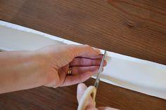 DIY: SNÖBLOMMA | leitntos Ark, Plastic Cutting Board, Advent, Origami, Christmas Decorations, Diy Projects, Diys, December, Paper