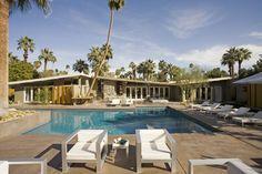 William Krisel home, Palm Springs