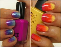 Nail art- It's not in English, but if you have Google Chrome, you can translate it easy.
