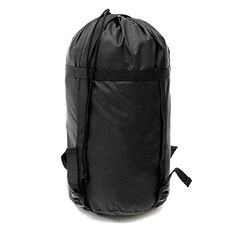 Lightweight Compression Stuff Sack Outdoor Travel Camping Sleeping Bag Black *** You can find out more details at the link of the image.(This is an Amazon affiliate link and I receive a commission for the sales)