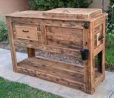 Use Pallet Wood Projects to Create Unique Home Decor Items – Hobby Is My Life Outdoor Furniture Plans, Reclaimed Wood Furniture, Pallet Furniture, Rustic Furniture, Kids Furniture, Metal Furniture, Furniture Movers, Salvaged Wood, Furniture Online
