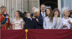 """Amelia Windsor: Everything you need to know about the 'most beautiful member of the royal family' -Lady Amelia has said in what seems her official Instagram account that Prince Charles is the """"best great-uncle ever"""" and captioning a photo of both of them at Trooping the Colour taken in 2008 she wrote: """"love you Uncle Charles!"""".  Photo: © Rex"""
