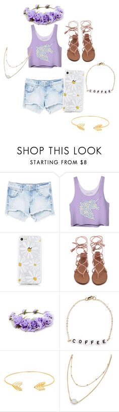 """Hippie summer"" by leighawest ❤ liked on Polyvore featuring MANGO, Forever 21, Ryan Porter and Lord & Taylor"
