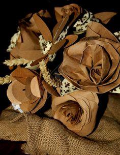 Bouquet by ArtigianaSiciliana on Etsy