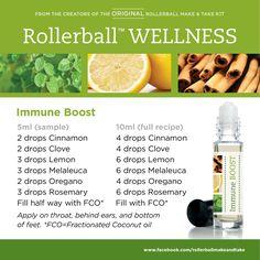 Immune Boost recipe with essential oils! Doterra Oils, Doterra Essential Oils, Natural Essential Oils, Essential Oil Blends, Essential Oil Diffuser, Oregano Essential Oil, Doterra Blends, Oregano Oil, Yl Oils