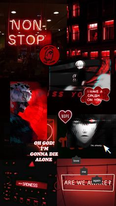Touka Wallpaper, Glitch Wallpaper, Anime Wallpaper Live, Iphone Wallpaper Tumblr Aesthetic, Aesthetic Pastel Wallpaper, Aesthetic Wallpapers, Anime Backgrounds Wallpapers, Animes Wallpapers, Cute Wallpapers