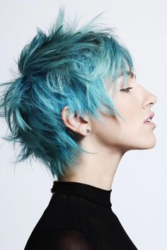 Today we have the most stylish 86 Cute Short Pixie Haircuts. Pixie haircut, of course, offers a lot of options for the hair of the ladies'… Continue Reading → Short Pixie Haircuts, Pixie Hairstyles, Short Hair Cuts, Cool Hairstyles, Short Hair Styles, Pixie Cuts, Short Punk Hairstyles, Dyed Pixie Cut, Punk Pixie Haircut
