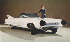 1959 Cadillac Cyclone concept car
