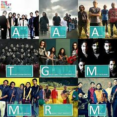 We are bringing you 3 out these 9 #amazing #bands @thegreatmela this November! Updates coming soon! #lifeisamela and #itallhappensinbetween