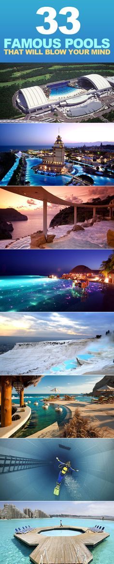 33 Famous Pools Around the World That Will Blow Your Mind: http://swimu.com/15ytok7 (via @Bullfrog Spas)