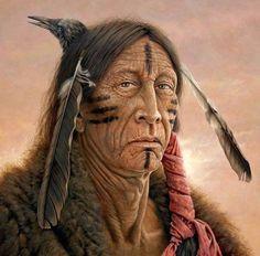 Pix Guru: Native American Portraits By Kirby Sattler