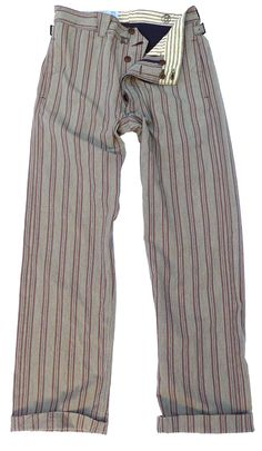"""Mister Freedom® x Sugar Cane """"Les Apaches""""(Part. 5): Le Pantalon Apache 