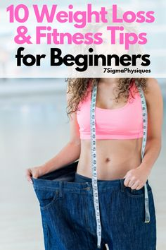 New to weight loss? Don't panic here are 10 weight loss & fitness tips for beginners t. Diet Food To Lose Weight, Lose Weight In A Week, Weight Loss Meal Plan, Losing Weight Tips, Fast Weight Loss, Weight Loss Program, Healthy Weight Loss, How To Lose Weight Fast, Fat Fast