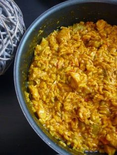 Papilles on/off: Paella au thermomix: