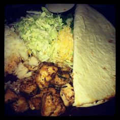 fish tacos. my favorite.