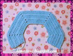Kimations: Nessa's Sweater Tutorial ✿⊱╮Teresa Restegui http://www.pinterest.com/teretegui/✿⊱╮