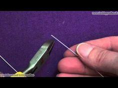 Canutiglia: come utilizzare la canutiglia   Perline per Principianti - HobbyPerline.com - YouTube