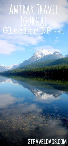 Exploring Glacier National Park with Amtrak is a bucket list adventure. Fall colors, wildlife, train travel and exploring the Rocky Mountains with kids. Montana National Parks, Us National Parks, Canada Travel, Travel Usa, Us Vacation Spots, Travel Inspiration, Travel Ideas, Travel Tips, Travel Articles