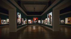 "Mario Testino's ""IN YOUR FACE"" exhibition in Berlin 3"