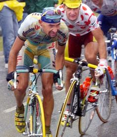 IL Pirata #MarcoPantani Cycling Art, Road Cycling, Cycling Outfit, Cycling Clothing, Bicycle Race, Road Bikes, Personal Trainer, Sport, Vintage