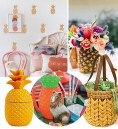 Colacorelinha por Ma Stump » Arquivos » Abacaxi por aí: na moda, decor e festa