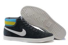 https://www.sportskorbilligt.se/  1479 : Nike Blazer High Herr Deep Sky Blå Gul Grå SE264931bfpIVJkn