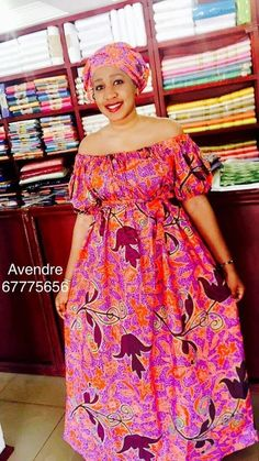 Beddable Ankara Styles to Rock - Vincisjournal African Dresses For Kids, African Maxi Dresses, Latest African Fashion Dresses, African Print Fashion, African Attire, Ankara Short Gown Styles, Dame, Kitenge, African Beauty