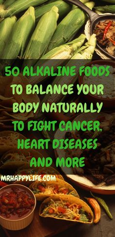 You need to keep your body in an alkaline state in order to have fewer chances to suffer from chronic diseases. It's well known that you are what you eat, meaning if you want to maintain your body in an alkaline state, you need to know which foods could help you.