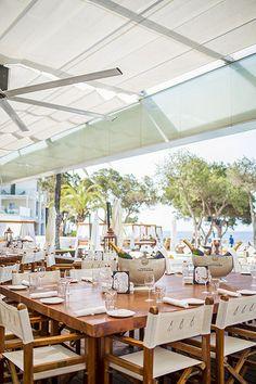 Nikki Beach Ibiza, Ibiza beach restaurant