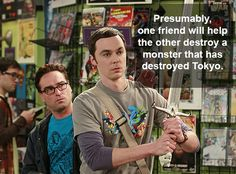 10 Rules From Sheldon Cooper's Roommate Agreement Everyone Should Follow