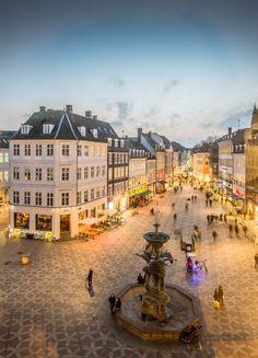 Copenhagen, Stroget