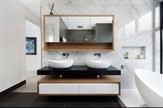 Pietra Bianca offer the most stylish and exquisite bathtubs that you will find in Sydney. Bathroom Suppliers, Stone Bathtub, Luxury Bathtub, Stone Basin, Display Homes, Building Design, Double Vanity, Contemporary, Houzz