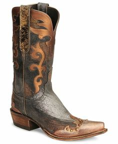 Lucchese Handcrafted Alphonsina Diva Cowgirl Boots.