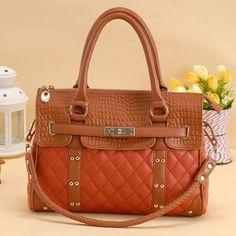 (FL009858) 2012 Fashion Female Arrival Korean Hand Carry Shoulder Cross-body Leather Handbag