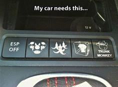My car needs this...