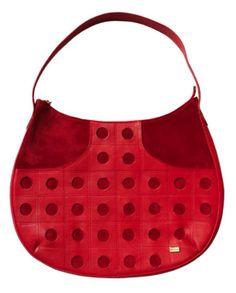 Only Designers Shop LLC - SEBASTIANA RED GENUINE LEATHER, $129.00 (http://onlydesignersshop.com/sebastiana-red-genuine-leather/)