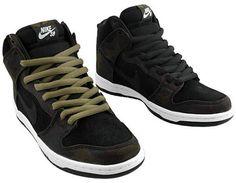 "new arrival d39cb d3594 Nike SB Dunk High ""Iguana Camo"" Sneaker Nike Sb Dunk, Zapatillas De Deporte"
