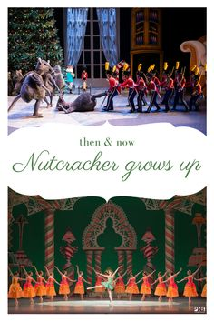 Then and Now – Nutcracker Grows Up Pacific Northwest Ballet, George Balanchine, Ballet Companies, Ballet School, Rite Of Passage, Then And Now, Dancers, Growing Up, Trust