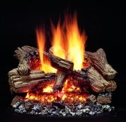 The top vented gas logs rated by our expert! Includes live action ...