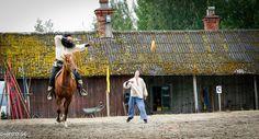 Hasselas medeltidsdagar | Beridet bågskytte och Tornerspel by Dalecarlian Horse…