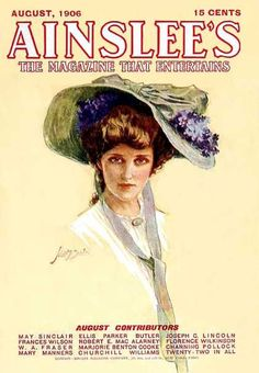 Ainslee's Magazine - 8/1906
