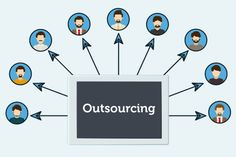 Outsourcing: Definition Vorteile Beispiele