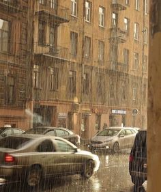City Aesthetic, Brown Aesthetic, Travel Aesthetic, Concrete Jungle, City Life, Rainy Days, Belle Photo, Aesthetic Pictures, Aesthetic Wallpapers