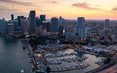 Miami Marina, Bay Front Park