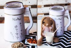 MioMat para alimentación saludable ! French Press, Chile, Coffee Maker, Kitchen Appliances, Raw Milk, Juices, Healthy Eating, Veggies, Coffee Maker Machine
