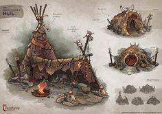 26 Ideas for game concept art environment rpg Fantasy City, Fantasy Castle, Fantasy House, Fantasy Map, Fantasy Kunst, Fantasy World, Environment Concept Art, Environment Design, Game Concept Art