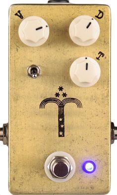 """Desert island guitar pedal"" *JHS Morning Glory Transparent Overdrive"