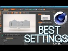 Optimizar el RENDER EN CINEMA 4D - YouTube