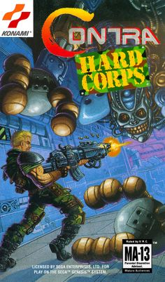 Contra Hard Corps (1994)