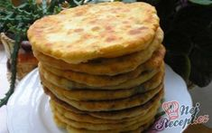 Rice Recipes, Vegetarian Recipes, Healthy Recipes, Bread Dough Recipe, Home Baking, Pizza, Main Meals, No Bake Cake, Tapas